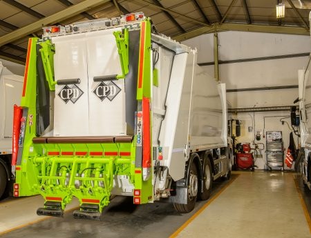 C.P. Davidson & Sons Ltd - Titan Refuse Collection