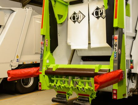 C.P. Davidson & Sons Ltd - Titan 2406 bin lifter
