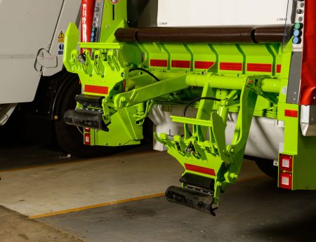 C.P. Davidson & Sons Ltd - Titan Bin Lifter 2406