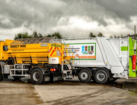 C.P. Davidson & Sons Ltd - Road Maintenance - RCV Hire