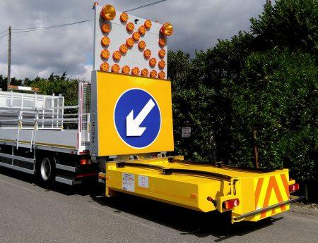 C.P. Davidson & Sons Ltd - Road Maintenance Hire - Crash Cushion