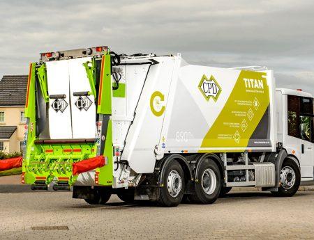C.P. Davidson & Sons Ltd - Titan RCV